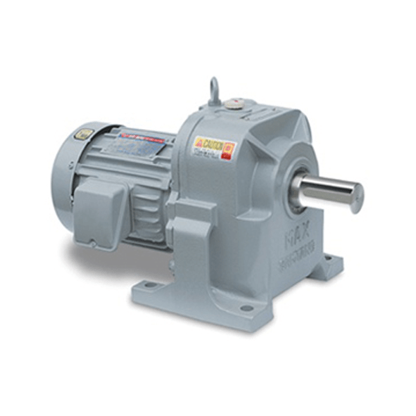 MAX Geared Motor 2HP 1.5KW