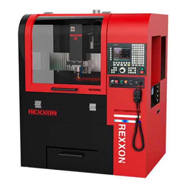 고속가공기, R2, High-speed milling machine