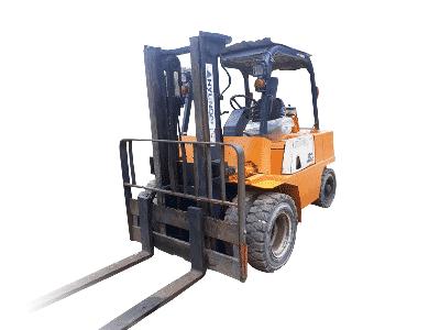 현대3.5톤 디젤지게차