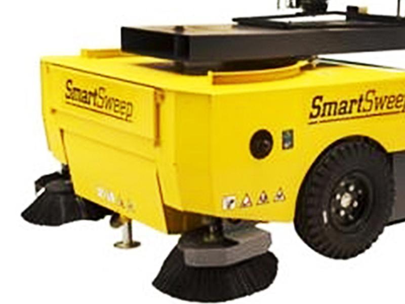스마트스윕 지게차 장착 청소기(Smart Sweep)