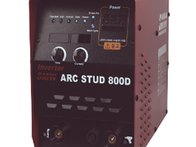 스터드용접기,SMW ARC STUD Inverter800D 800 amps