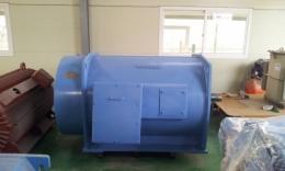 현대 고압 모터  450KW(600HP)*8P*60HZ*6600V