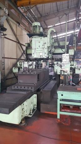 양두밀링 T750×4000 4헤드 강력절삭형