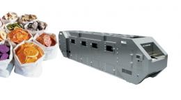 순수 원적외선 발생기술을 적용한 대용량건조기