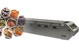 원적외선 연속건조장치, 대용량건조기