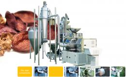 산업용 초미분 저온분쇄기