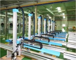 겐트리로더, CNC선반, 겐트리로봇, 선반자동화,공장자동화,무인자동화