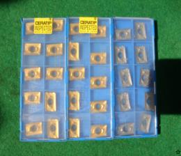 밀링인서트 팁 NDKT 150408 ER-V  (PR660)