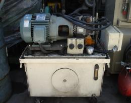 유압유니트 5.5KW (7.5마력)