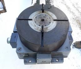 유압로타리테이블 BXK-50-96U (500X220)