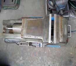 유압바이스 HP-250 10인치