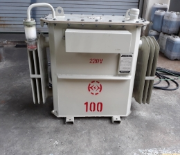 다운트랜스100KVA(복권)