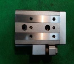 SMC 테이블실린더 MXQ25-10AS