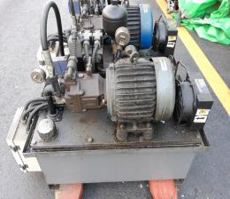 유압유니트 3마력 (2.2KW)