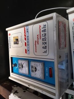 자동전압조절기-3000