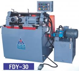전조기(유압식전조기-2다이스).정밀나사전조반
