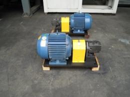 5마력모터 유압펌프 세트