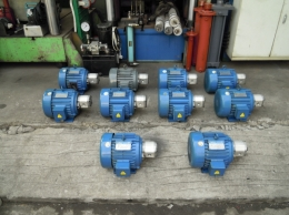 3마력모터 유압펌프