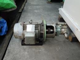 2마력모터와유압펌프
