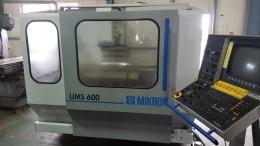 머시닝센터 4호 미크론 UMS-600
