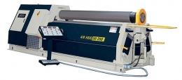 유압식 4롤 후판 벤딩머신(NC/CNC) 4R HSS