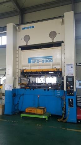 써보프레스 300톤