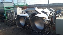 SUS2중스팀솥/Steam kettle/