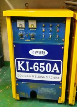 중고 CO2용접기 650A/ co2용접기 중고 / 중고 용접기 / 용접기 *