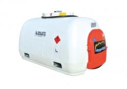 급유탱크, 이동식 주유기, 주유통