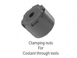 CNC복합 자동선반 관련 부품,클램핑 너트