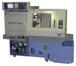 CNC선반/2축/갱타입/NUCPAL-10vv