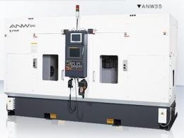 CNC선반/수평/2스핀들/ANW 시리즈