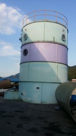 FRP 스크라바,송풍기200HP,FRP 펌프