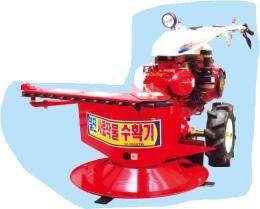 사료작물수확기, 관리기부착형예취기, 예취기, 관리기부착형, 수확기