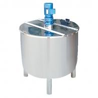 [스텐레스] 비가열식 아지믹서 (회전교반) 일반탱크 100L ~ 2000L
