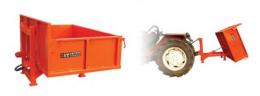 덤프트레일러(버켓)/농기계/작업기