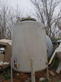 2㎥ 테프론라이닝 스틸탱크