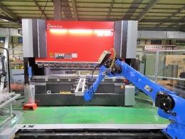 JBR SERIES / 로봇 절곡 시스템