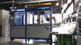 4 Axis Robot 개발 KCS 인증획득 적재 자동화 시스템