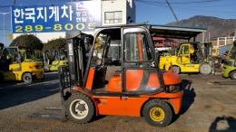 3톤 디젤지게차 00년식 클라크FX303D 스탠다드 모델
