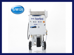 습식샌딩 습식샌딩기 친환경 습식샌딩기 연마제 TORBO S/M120