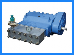고압세척기 주문제작 디젤엔진식 전기식 압력 유량 조절 가능