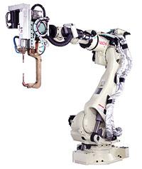 SRA166/210-01A(산업용로봇/Nachi Robot/나찌 로봇/Spot Welding/스폿용접로봇/SRA series)