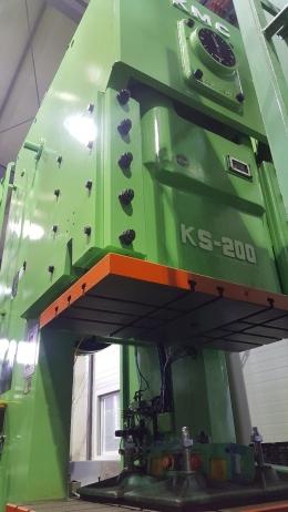 KMC 200톤 KS-200, 2004년