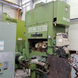 잉유 고속프레스 300톤(1997) INGYU 300TON HIGH SPEED PRESS IHD-300