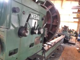 이께까이(IKEGAI) 범용선반 사양 : 1600-17M
