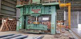 동명 1000톤 가가미프레스 TRT-1000-03 오픈하이트2000 스트로크800 테이블5000*2000