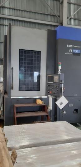 화천 CNC터닝 VT-950 스윙950*높이850 1125RPM F-0iTD