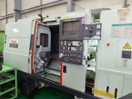 마작 10인치 CNC선반(턴밀기능) SLANT TURN 28N-ATC