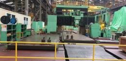 현대(SNK) 문형머시닝센타 HF-5M F-15M T2500*6300 BT50 60ATC 2000RPM